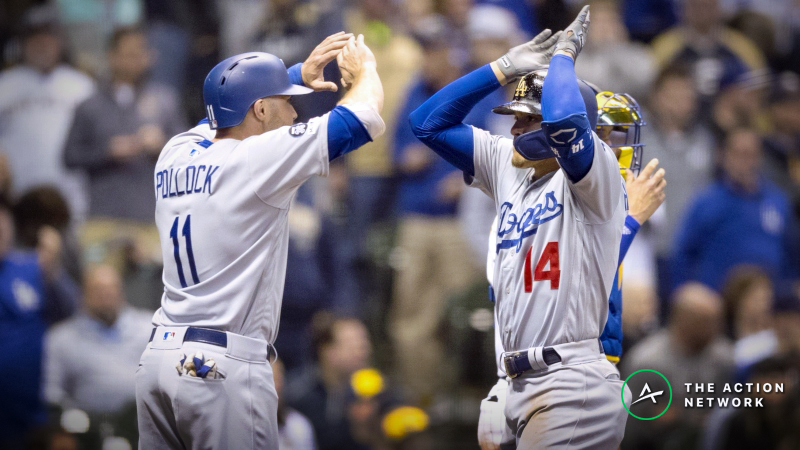 MLB Sharp Report: Pros Betting Dodgers-Cubs, 2 Other Wednesday Games article feature image