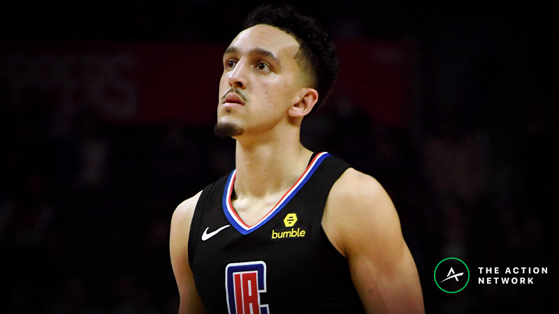 Raybon's Favorite NBA Props for Monday: Will Landry Shamet Score 11 Points? article feature image