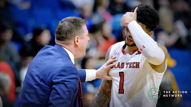 National Championship Live Betting Chat: How Our Experts Are Playing Virginia-Texas Tech In-Game article feature image