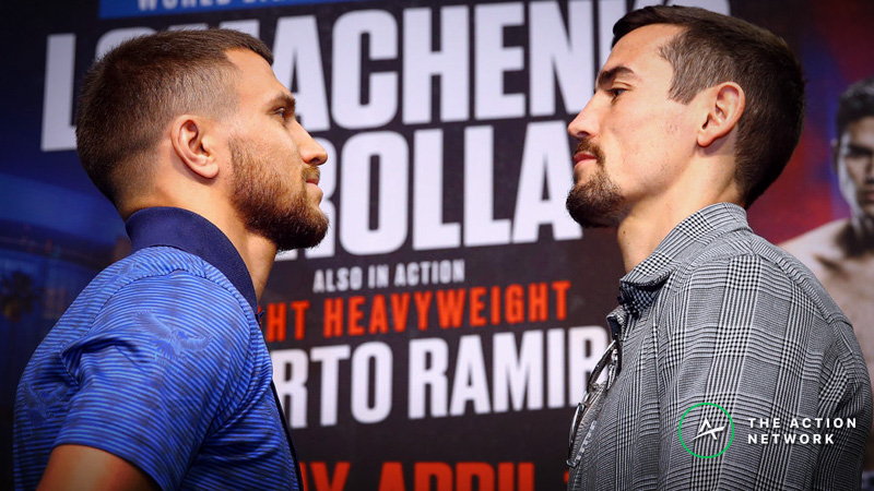 Vasiliy Lomachenko vs. Anthony Crolla Odds, Preview: Long Night Ahead For the Pound-for-Pound Champ? article feature image