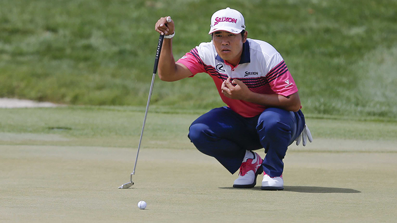 Hideki Matsuyama 2019 British Open Betting Odds, Preview: A Solid DFS Target article feature image