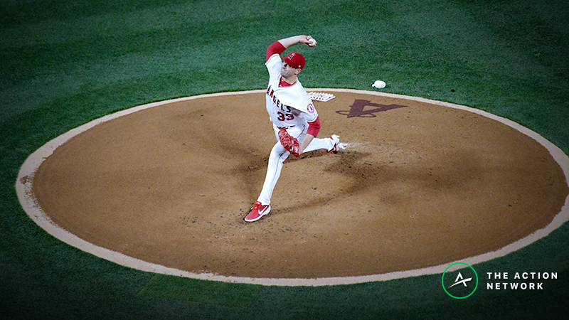 MLB Daily Betting Model, 4/9: Harvey Offering Value at Home? article feature image