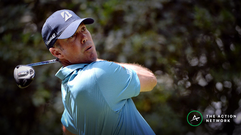 Matt Kuchar 2019 Masters Betting Odds, Preview: Another Week, Another Top-20 Finish? article feature image