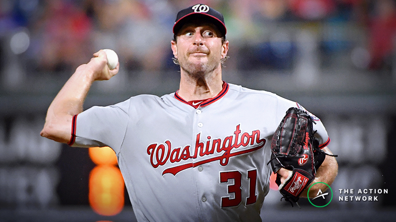 MLB Sharp Report: Pros Betting Nationals-Mets, 2 Other Sunday Games article feature image
