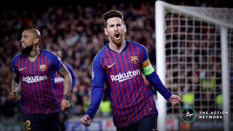 Spain La Liga Week 31 Betting Preview: Barcelona Buyback Hitting Market article feature image