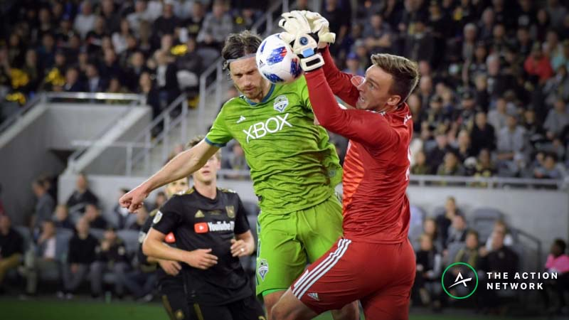 MLS Week 8 Betting Odds, Preview: Should Seattle Be This Big an Underdog vs. LAFC? article feature image