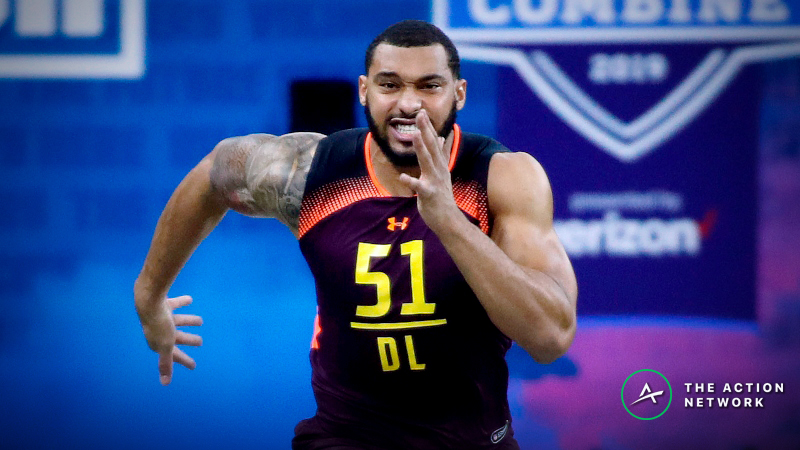 2019 NFL Draft: When Will Montez Sweat Be Selected? article feature image