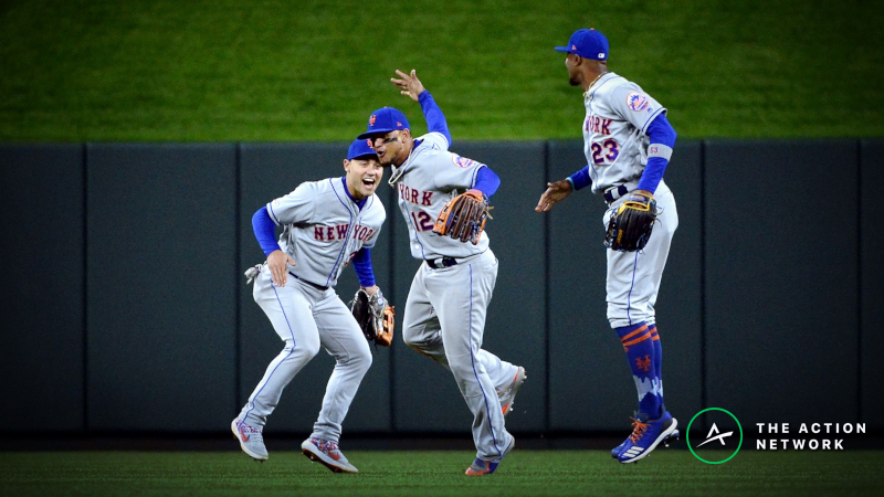 MLB Sharp Report: Pros Betting Phillies-Mets, 2 Other Monday Games article feature image