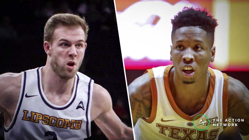 NIT Finals Betting Preview: Whose Perimeter Attack Can You Trust in Lipscomb-Texas? article feature image