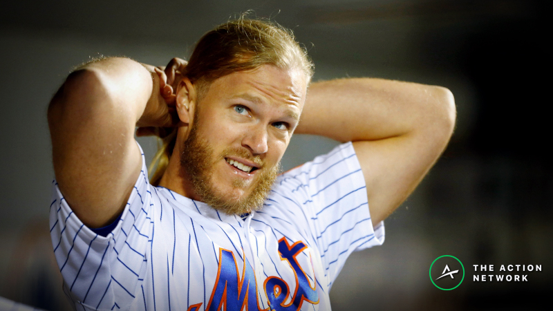 MLB Player Props: Can Thor Hammer Out 8 Strikeouts vs. Brewers? article feature image