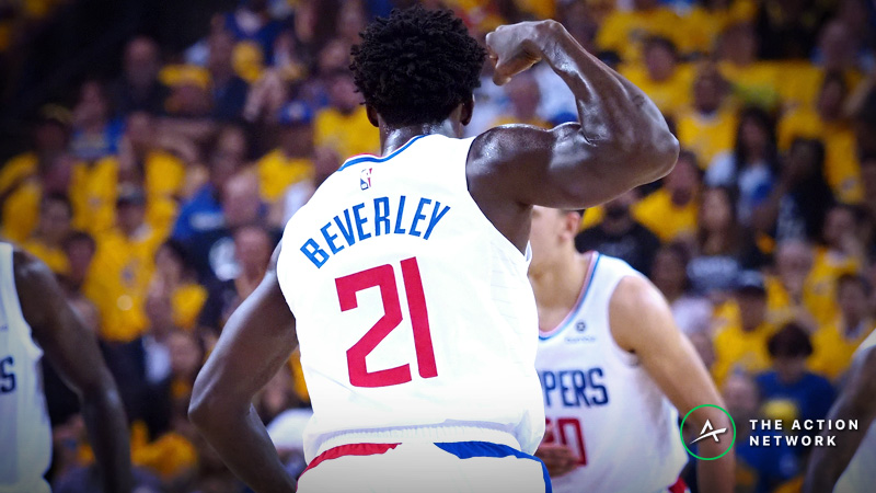 Clippers Stun Warriors in Second-Biggest Playoff Upset Since 2005 article feature image
