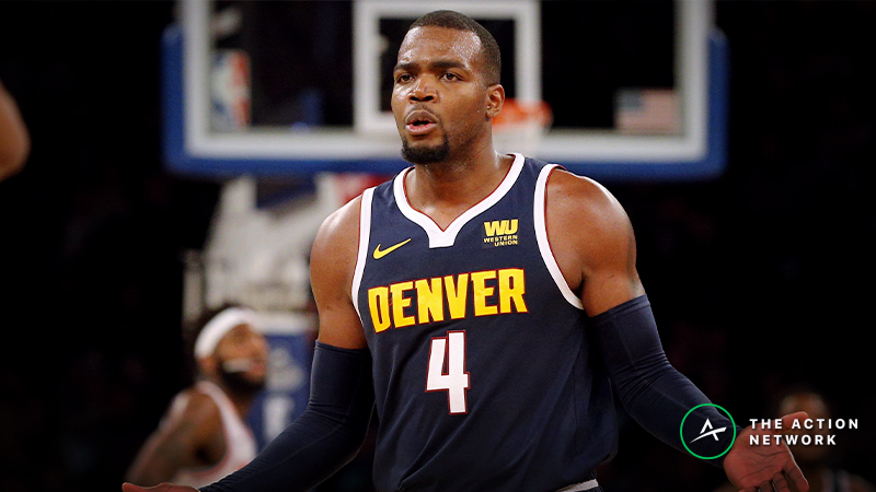 Raybon's Favorite NBA Props for Tuesday: Will Paul Millsap Drop 14 Points? article feature image
