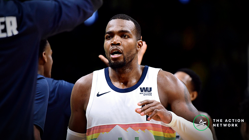 Raybon's Favorite NBA Props for Thursday: Will Paul Millsap Drop 14 Points? article feature image