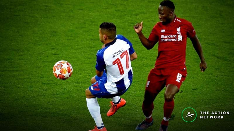 Champions League Quarterfinal Betting: Do Porto Have Any Chance of Upsetting Liverpool? article feature image