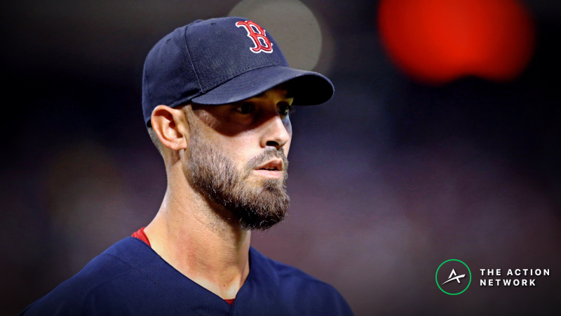 MLB Player Props: Can Rick Porcello Strike Out 6 Tigers? article feature image