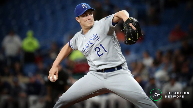 MLB Player Props: Can Homer Bailey Strike Out 5 Angels? article feature image