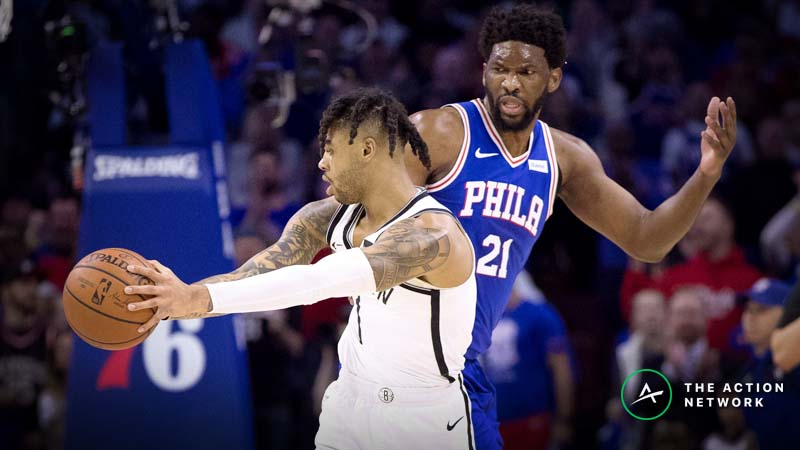76ers vs. Nets Game 3 Betting Preview: Time to Get Back on Brooklyn? article feature image