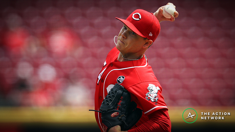 MLB Daily Betting Model, 4/23: Count on Sonny Gray to Stay Hot vs. Braves? article feature image