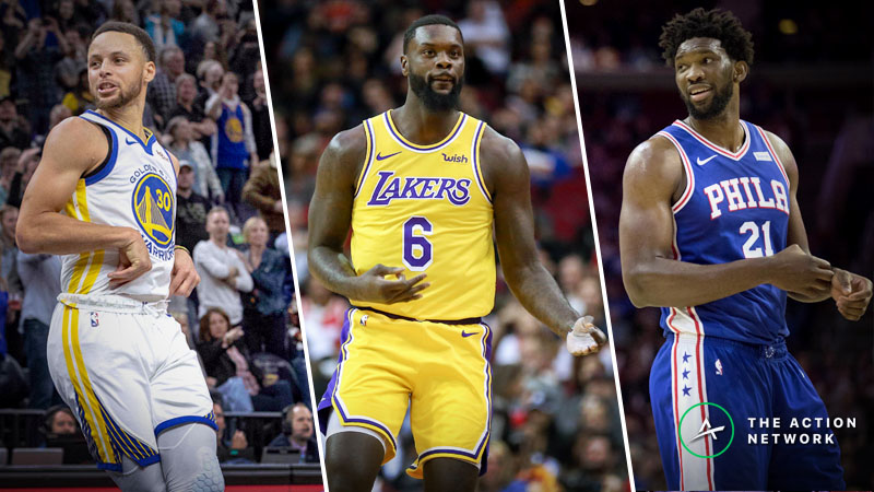 The Wobbys: NBA's Weird End-of-Year Awards article feature image