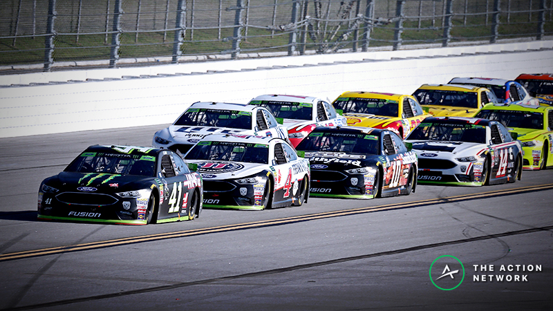 NASCAR Props Challenge Picks for Sunday's Geico 500 at Talladega article feature image