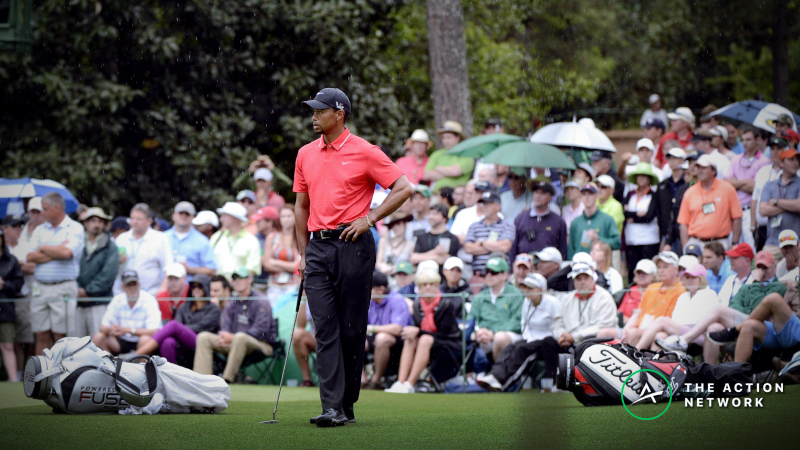 Sunday Masters Forecast: What Bettors Should Know After Schedule Change article feature image