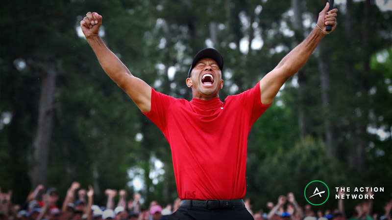 Sobel: Tiger Woods Fulfills the Inevitable and Achieves the Impossible With 5th Masters Win article feature image