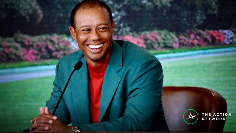 Looking for Tiger Futures Bets? You Won't Find Much Value article feature image