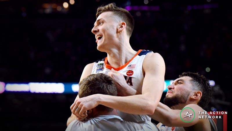 Ncaa championship game betting line bet your life sports trading