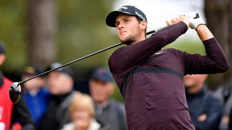 Thomas Pieters 2019 British Open Betting Odds, Preview: Pieters Likely to Regress article feature image