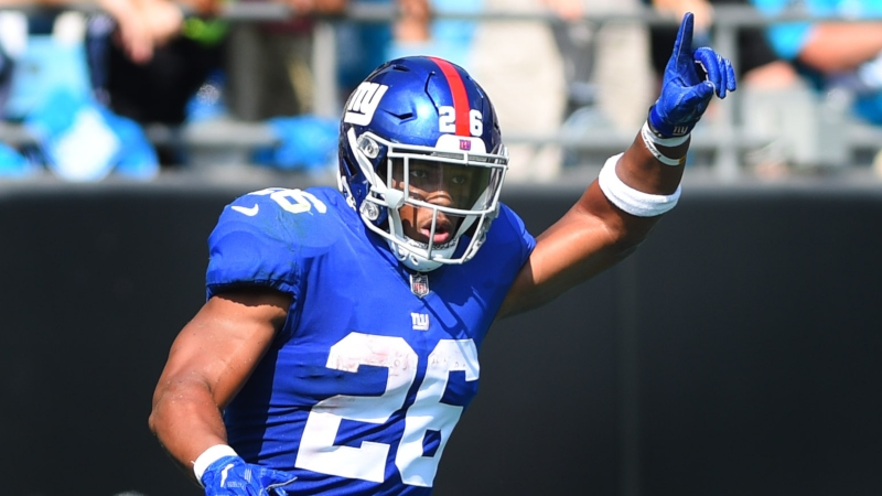 Should Saquon Barkley Be the Top Pick in Fantasy Football? article feature image