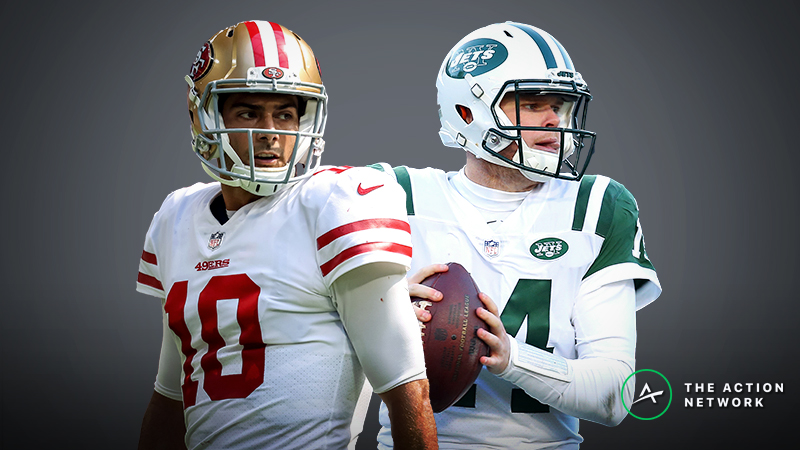Koerner: 18 NFL Games You Should Bet Now article feature image