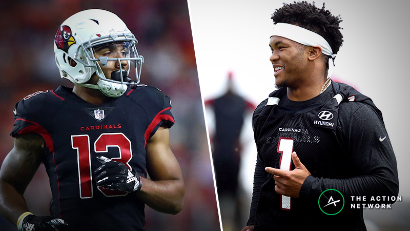 Raybon's 2019 NFL Best Ball Draft Strategy: 10 Undervalued Players I'm Targeting article feature image