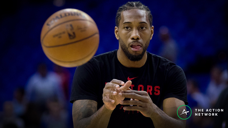 Westgate Only Took One $10 Wager on Clippers in Four-Day Span As Kawhi-Mania Reached Its Peak article feature image