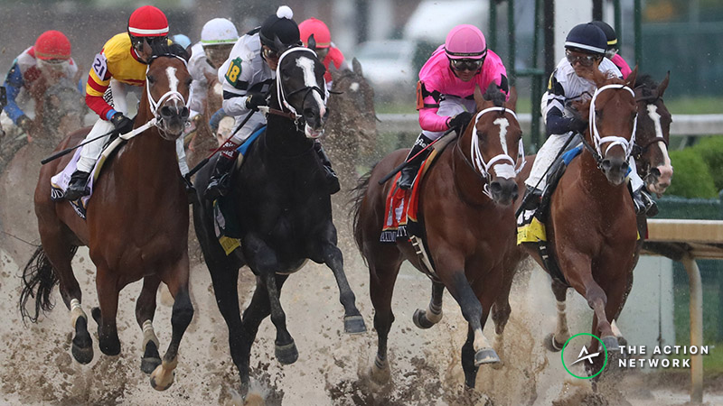 Country House (65-1) Among Biggest Kentucky Derby Longshot Winners Ever article feature image