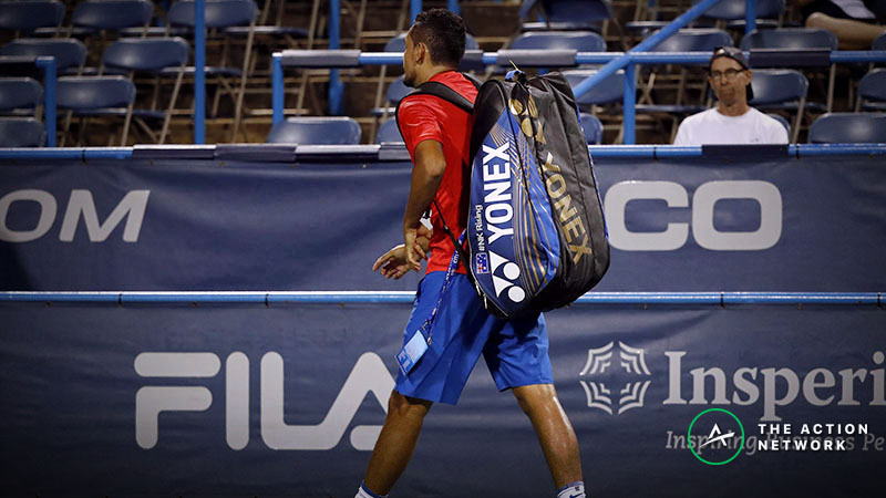 Tennis Betting Rules: What Happens When a Player Retires, During Rain Delays and More article feature image