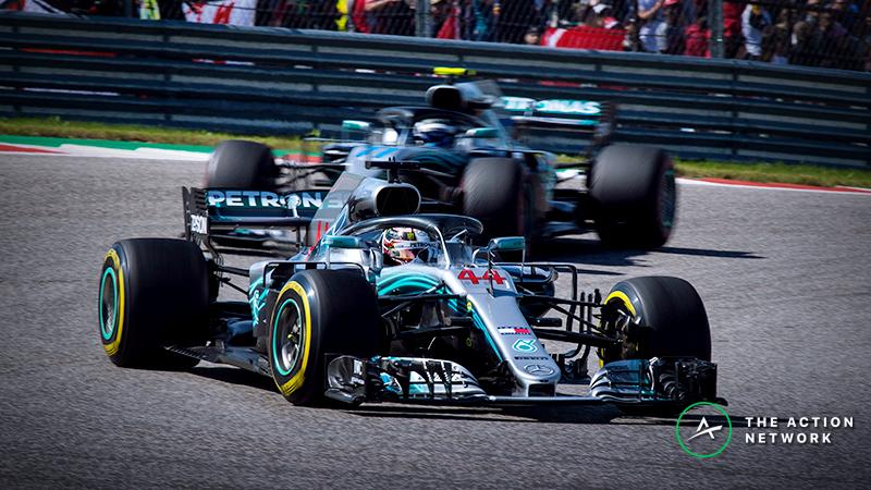 F1 Monaco Grand Prix Odds: Lewis Hamilton, Valtteri Bottas Early Betting Favorites article feature image