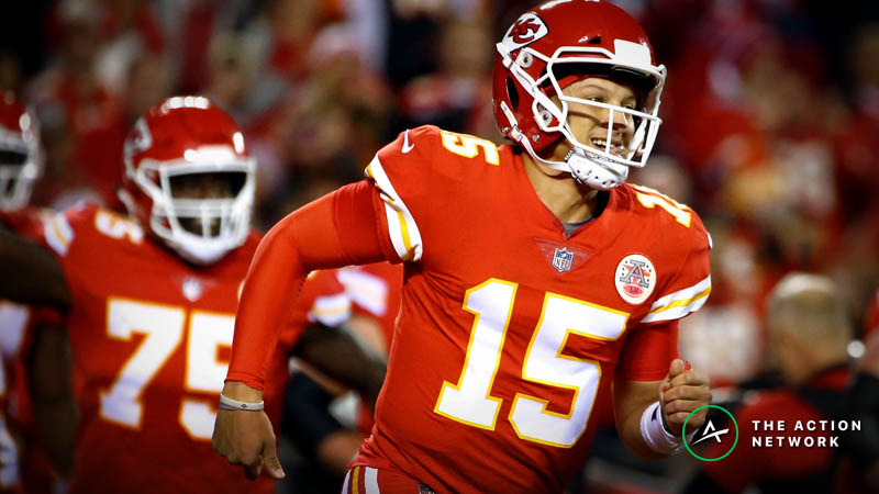 Raybon: Patrick Mahomes, and the Myth of Sitting Good QBs in Year 1 article feature image