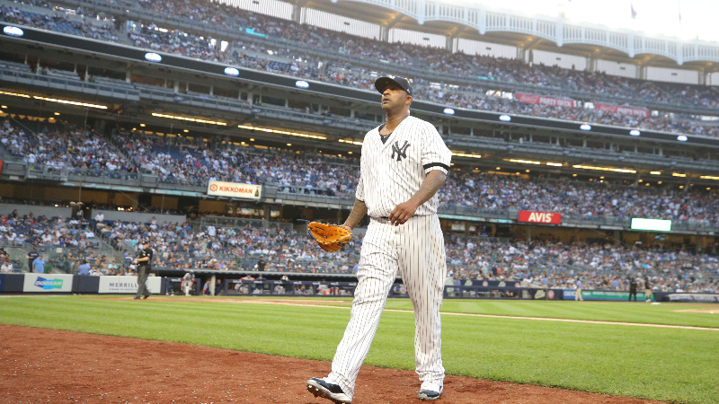 Rays vs. Yankees Betting Preview: Can Sabathia Help Yanks Bounce Back Against Tampa? article feature image