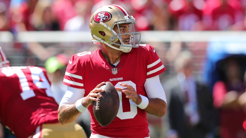 Can Jimmy Garoppolo Still Reach Fantasy Football Greatness? article feature image
