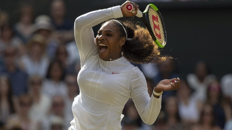 Stuckey: Is Serena Williams a Safe Bet to Win Her Stacked Quarter at Wimbledon? article feature image