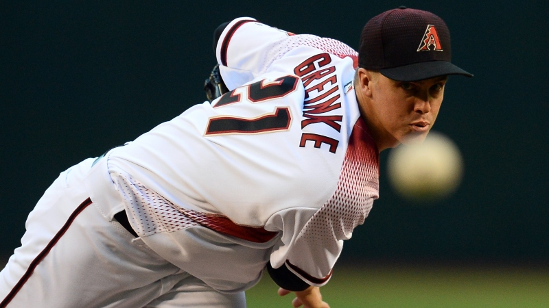 Zerillo's MLB Daily Betting Model, 7/20: Can Diamondbacks, Greinke, Pass the Brewers in Wild Card Hunt? article feature image