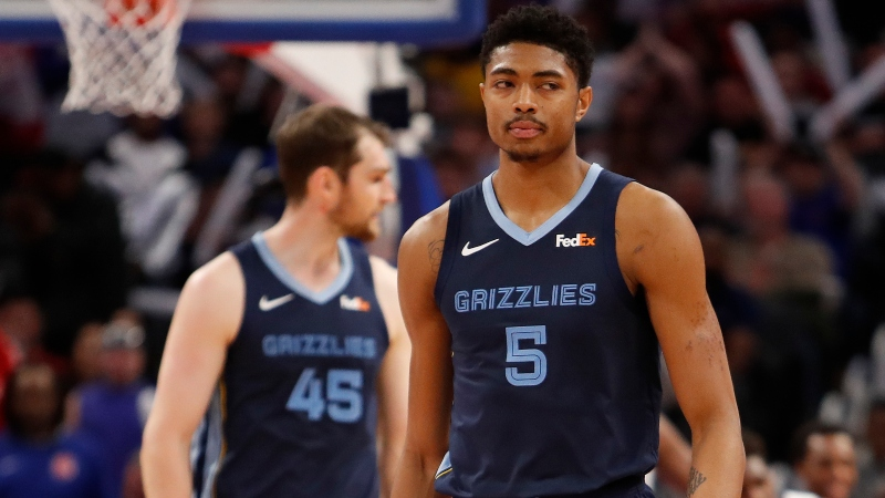 NBA Summer League Finals: Grizzlies vs. Wolves Betting Odds, Notes and Player News to Watch article feature image