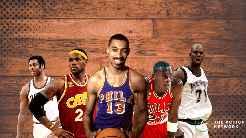 The Most Valuable Players to the Spread in NBA History article feature image