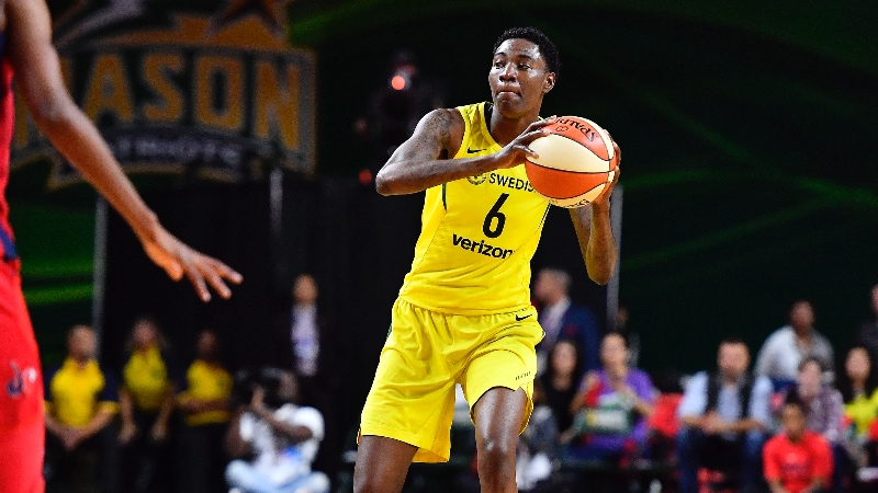 WNBA Betting Tip: A Profitable Moneyline Strategy for Wednesday's Games article feature image