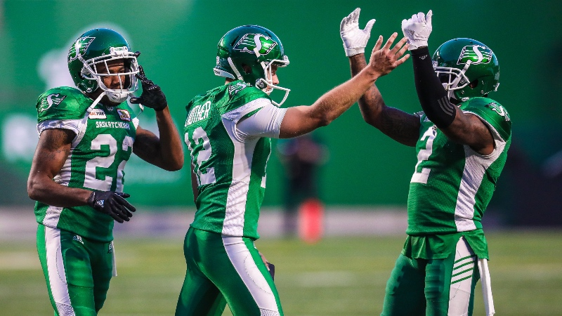 CFL Betting Tip: Should Bettors Follow Argonauts-Roughriders Line Move? article feature image