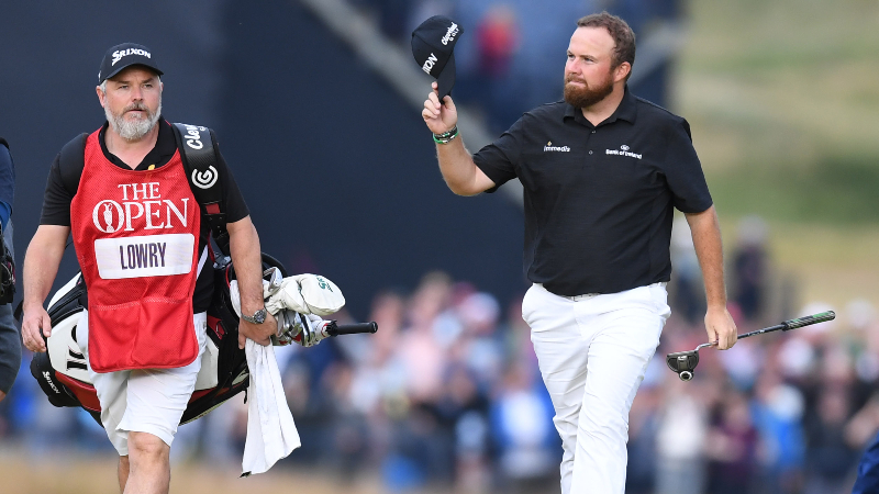 The Year Of The Longshot: Shane Lowry, Gary Woodland Make Betting History in 2019 Golf Major Season article feature image