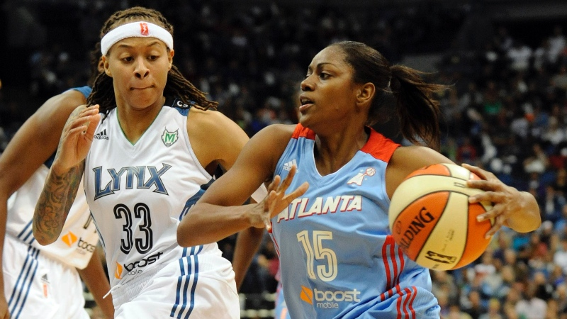 WNBA Betting: Should You Buy Low on the Atlanta Dream? article feature image