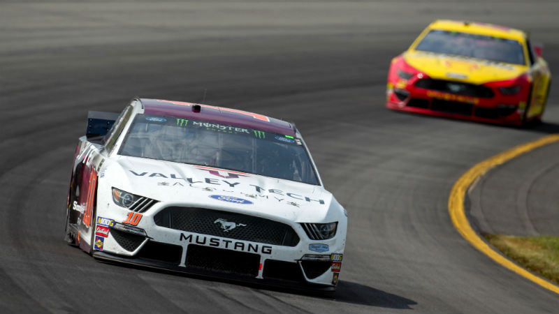 NASCAR Foxwoods Resort Casino 301 Matchup Odds, Picks: Is Paul Menard Worth a Bet? article feature image