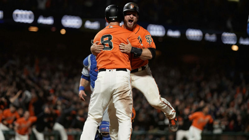 Zerillo's MLB Daily Betting Model, 7/21: Can Giants' Conner Menez Top Mets in MLB Debut? article feature image