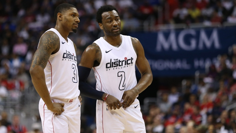 Moore: John Wall, Bradley Beal and the Wizards' Ouroboros Problem article feature image